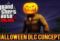 GTA 5: Halloween DLC concept