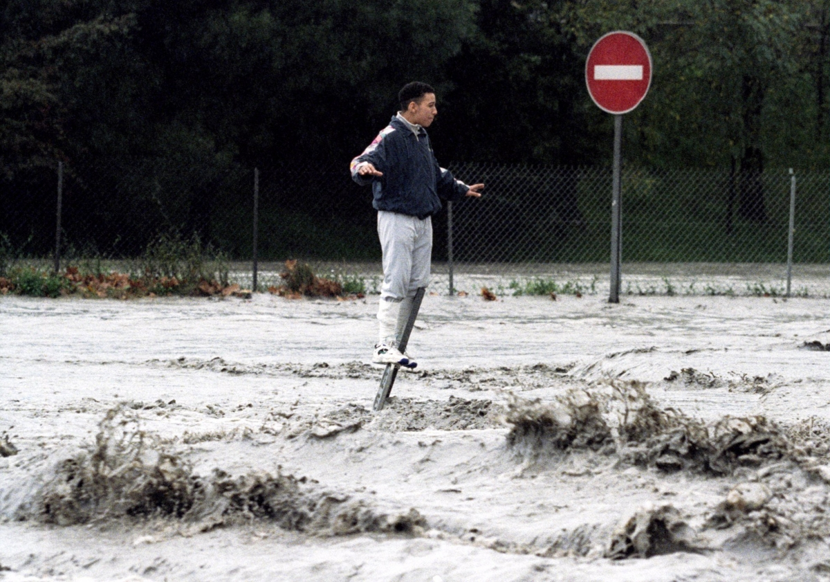 cannes floods