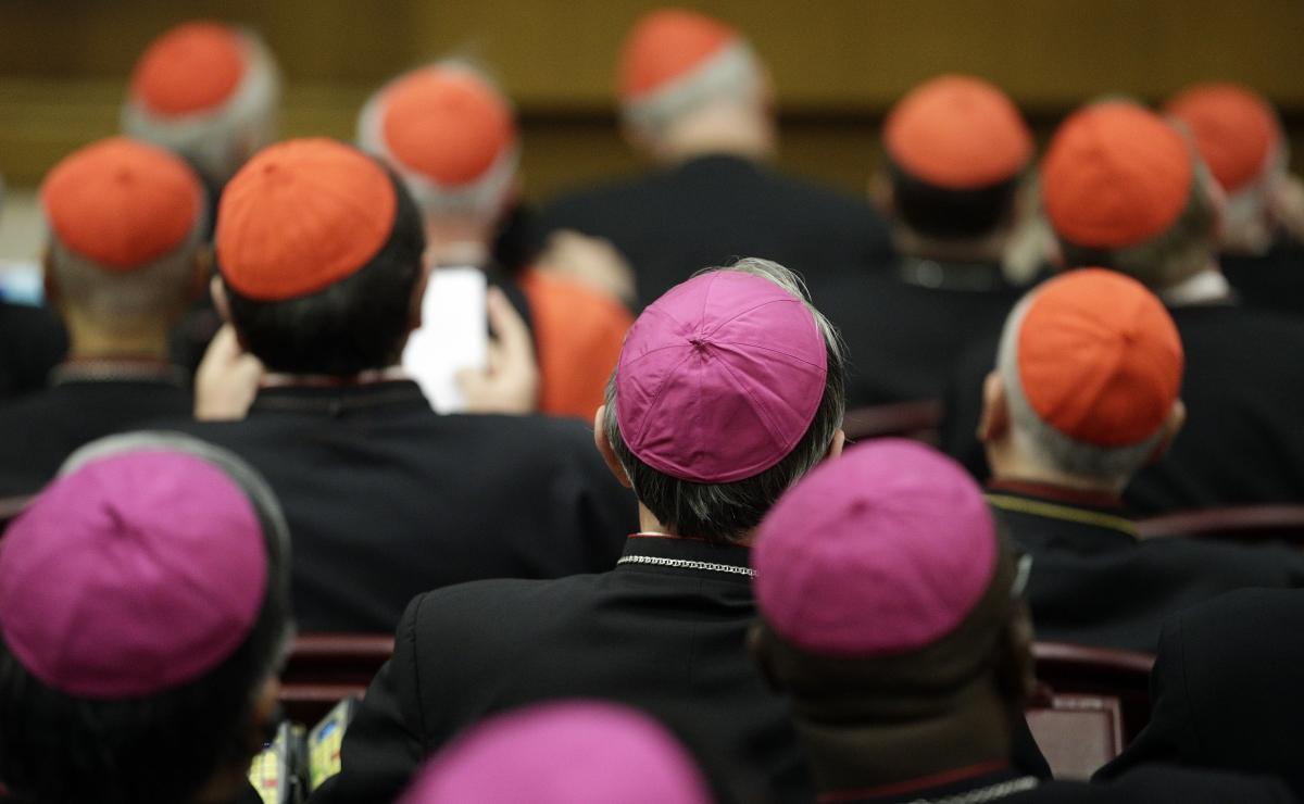 Vatican gay controversy