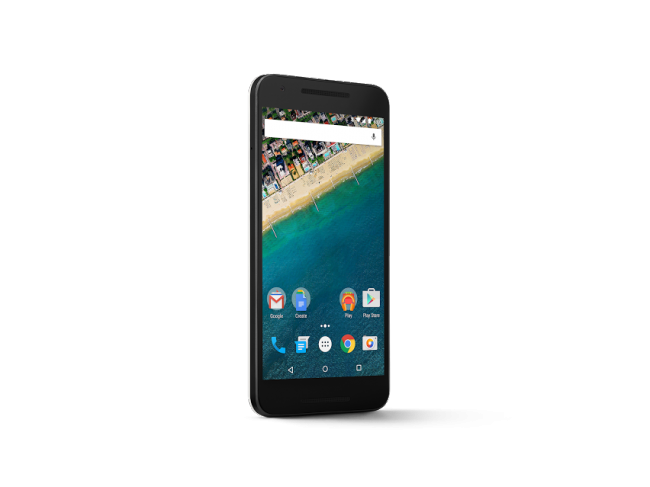 Nexus 5X requires a third-party accessory to let you connect with