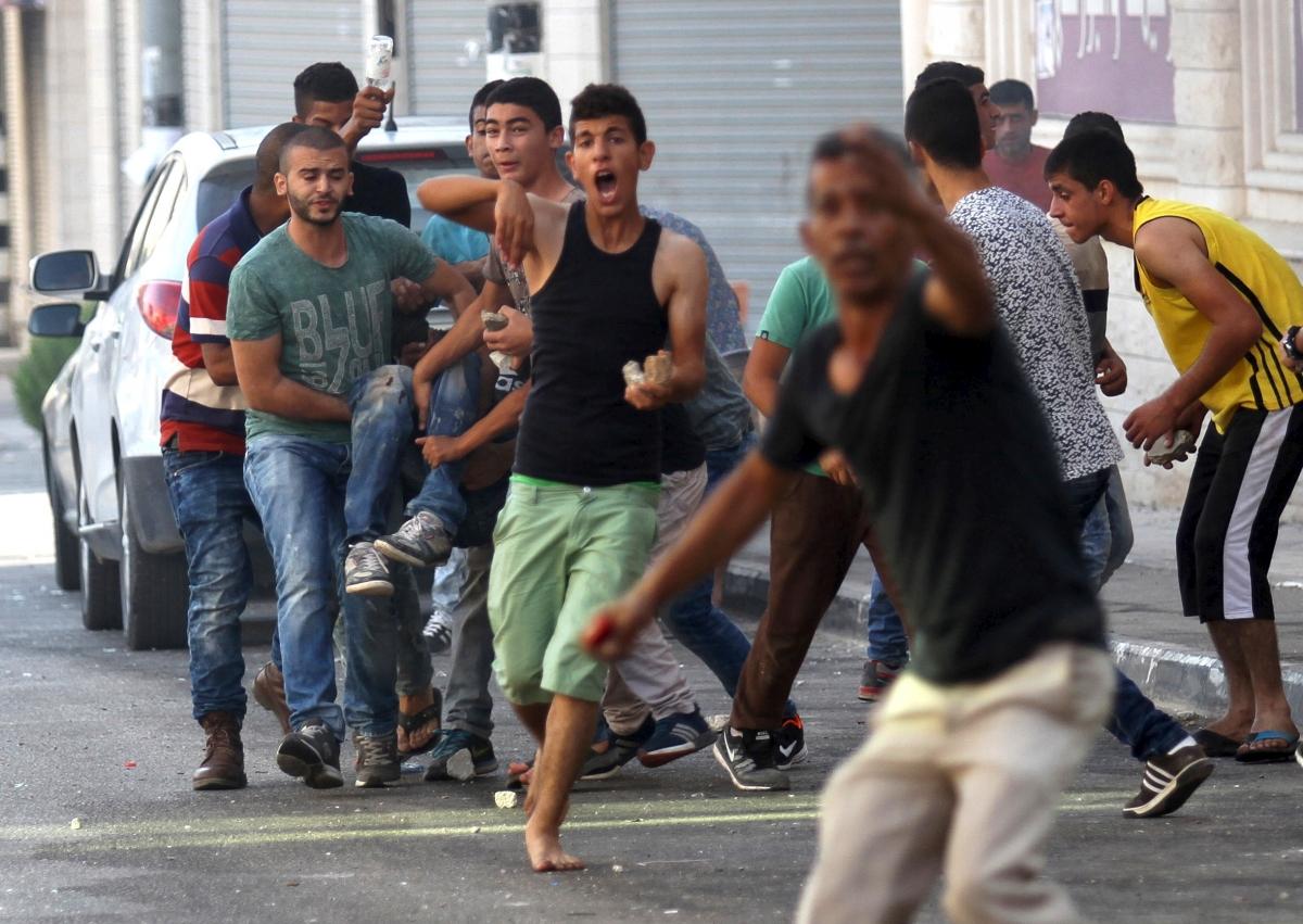 Israel-Palestine stabbing attacks