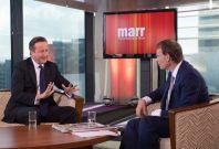 Cameron on Marr