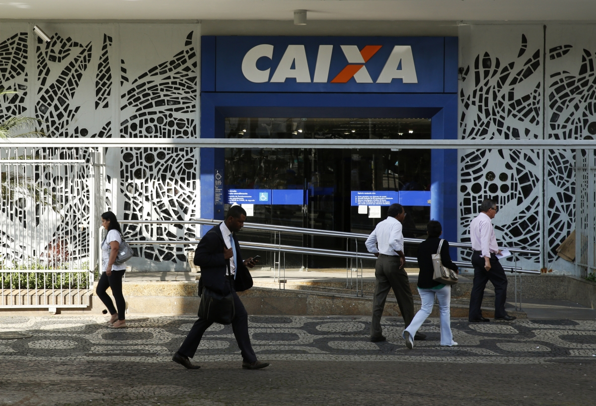 Caixa Economica Federal bank