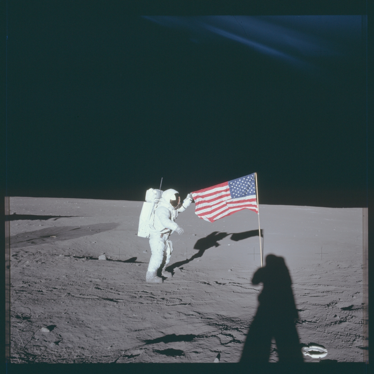 Nasa Apollo moon missions: Never-before-seen images