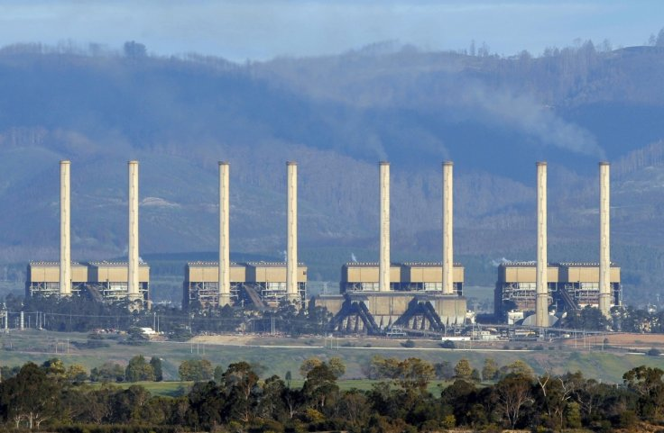 Australia pollution