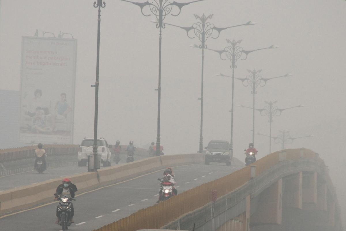 Indonesia pollution