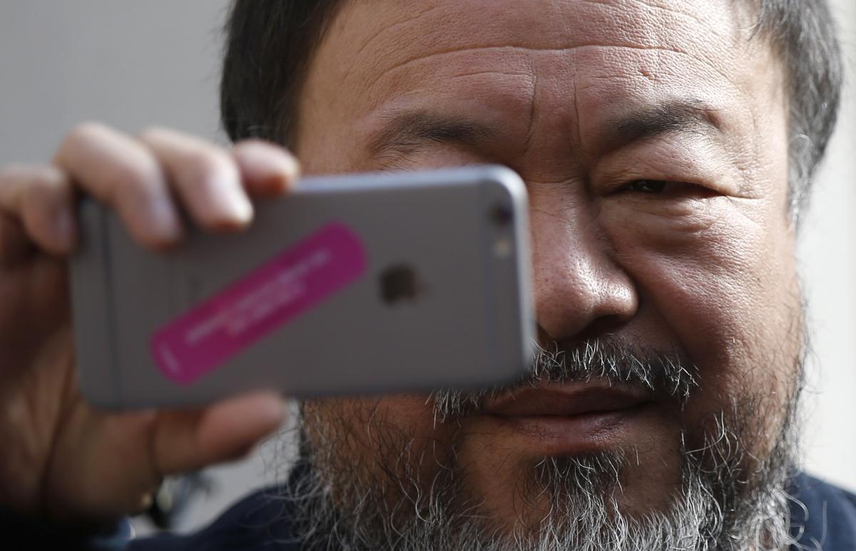 China Ai Weiwei bugged