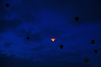 Albuquerque International Balloon Fiesta 2015