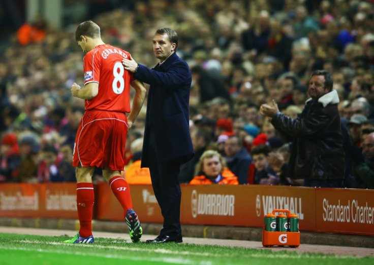 Rodgers and Gerrard