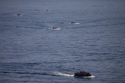 Migrant crisis Greece Turkey