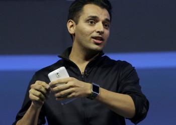 Samsung engineer Pranav Mistry
