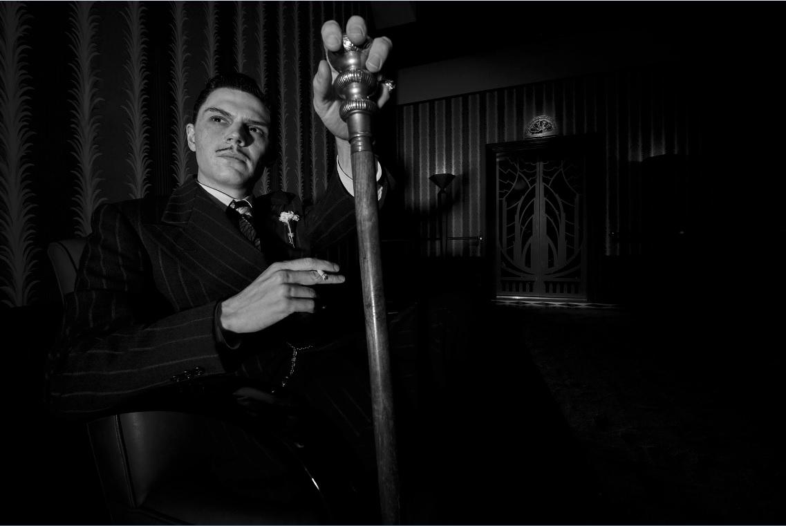 Evan Peters in American Horror Story