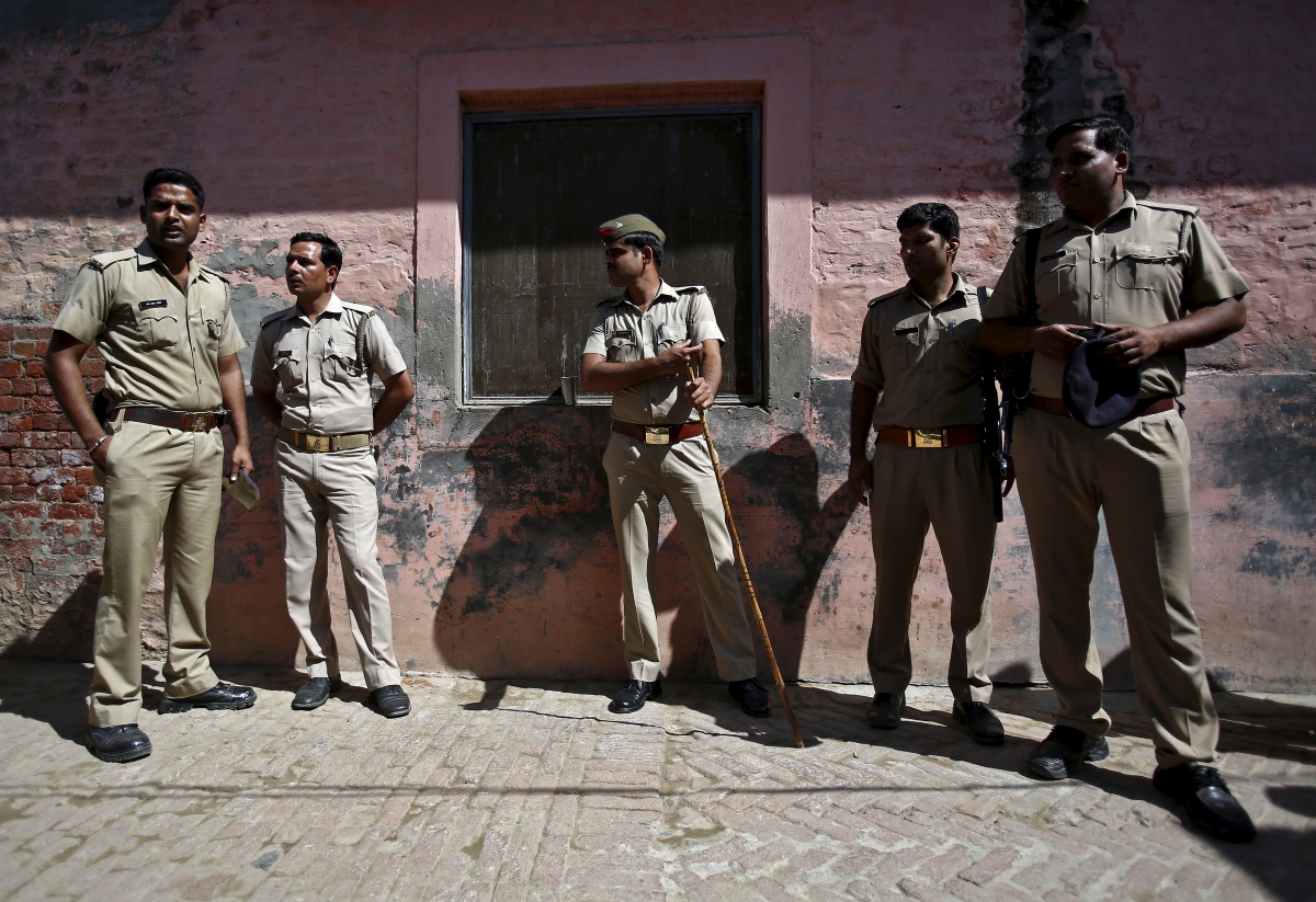 India mob lynching beef ban