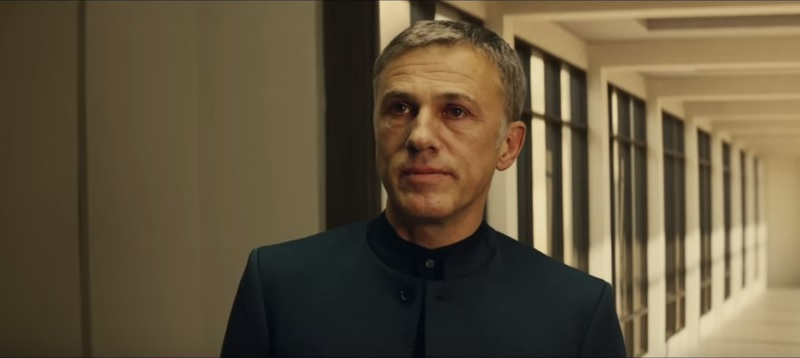 Christoph Waltz in Spectre