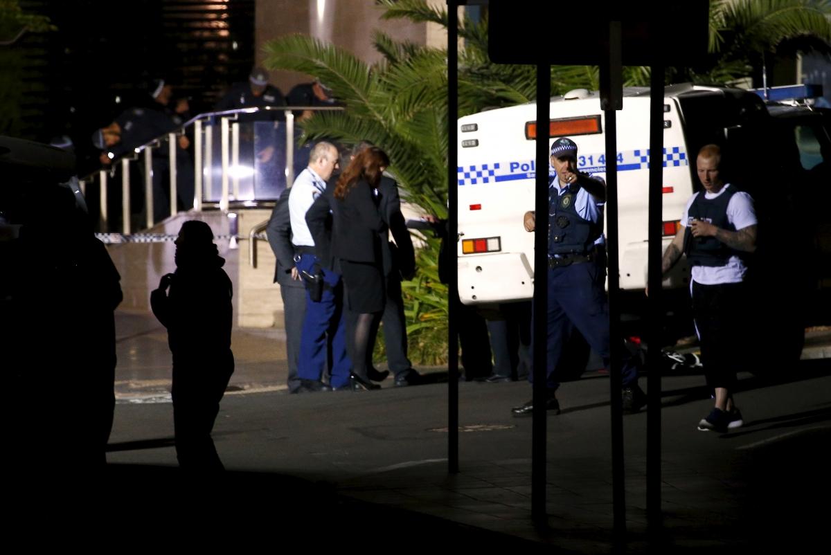 Parramatta Sydney shooting ISIS