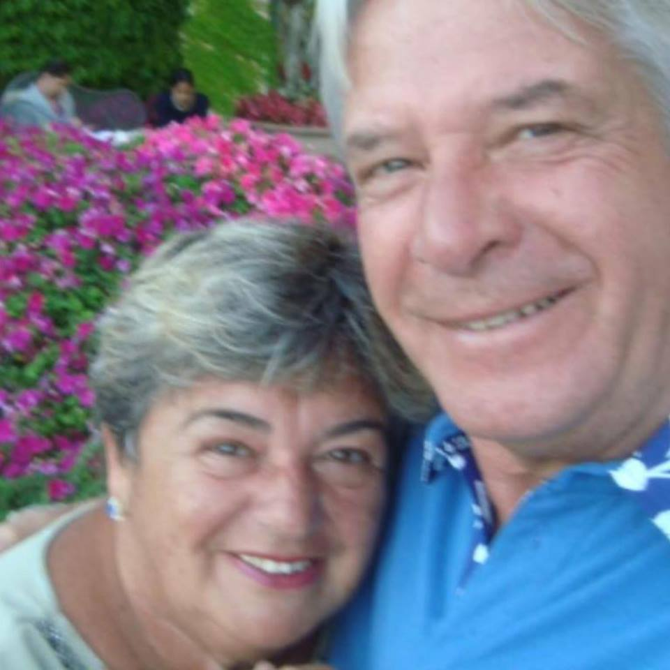 Regina and Francisco Murmura Niteroi