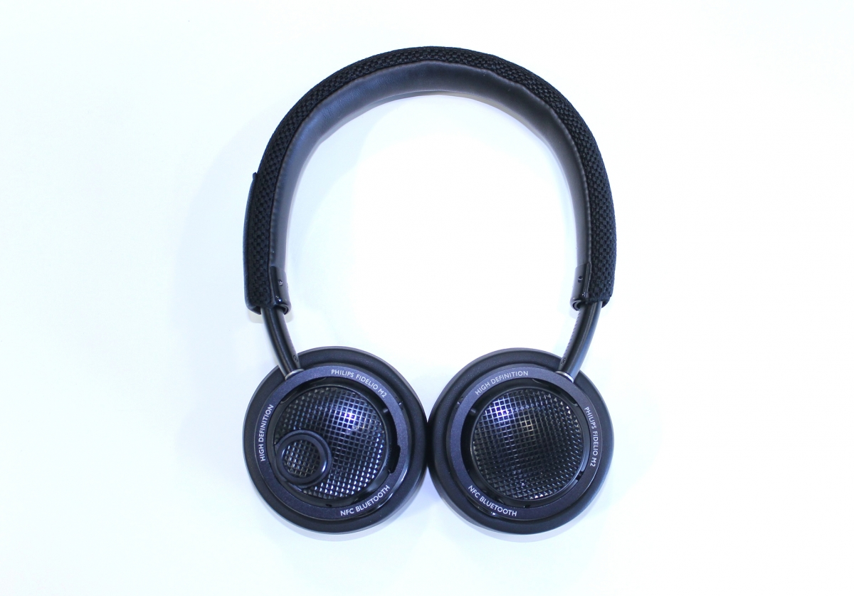 Philips Fidelio m2bt wireless bluetooth headphones