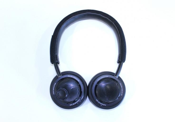 Philips Fidelio m2bt wireless bluetooth headphones