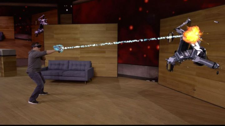 HoloLens Project X-Ray