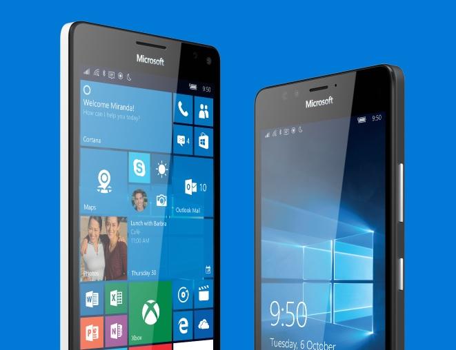 Microsoft Lumia 950 and Lumia 905 XL