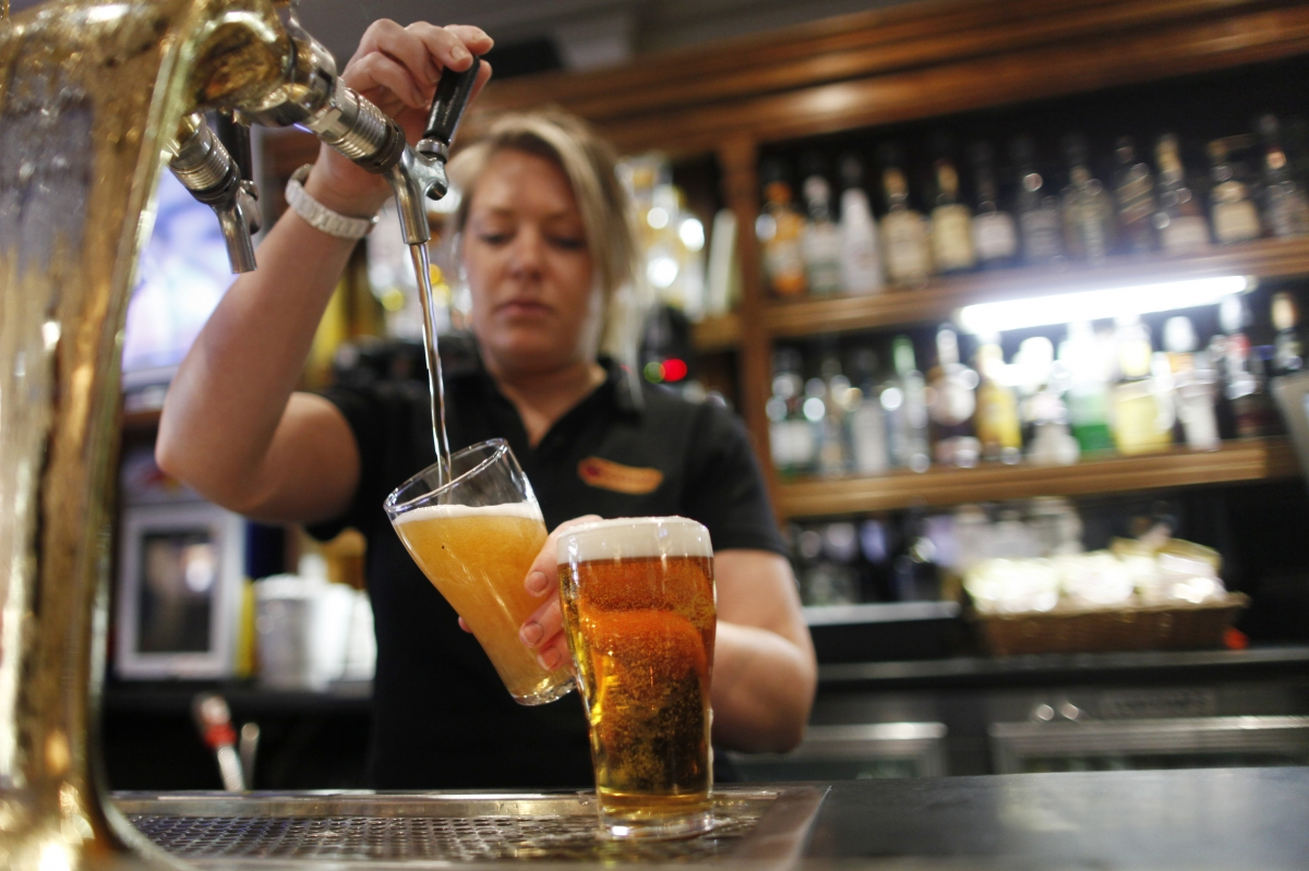 SABMiller rejects AB InBev's £66.4bn takeover offer