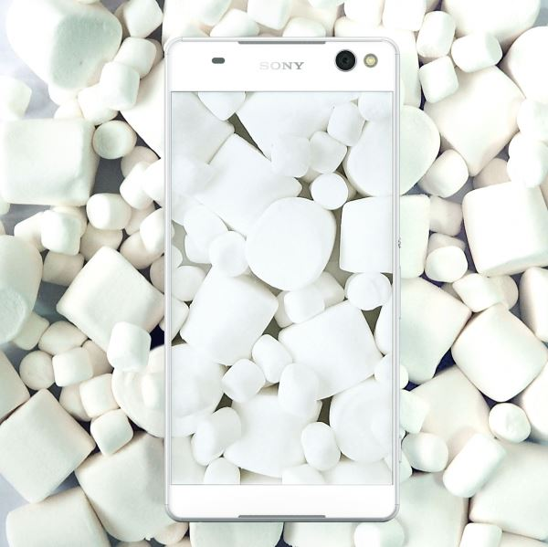 Android 6.0 Marshmallow for Sony Xperia