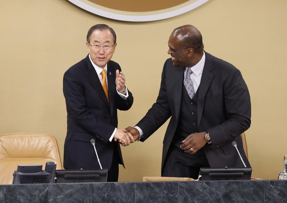 UN bribery scandal