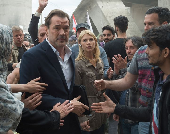 Watch Homeland season 5 episode 2 online: Carrie, Saul and Quinn's lives will converge in Berlin ...