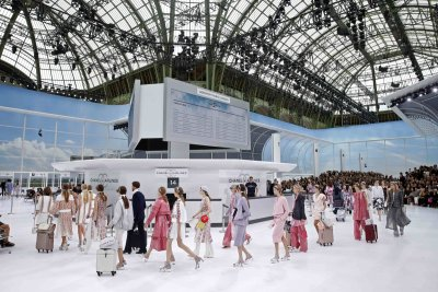 Chanel at Paris Fashion Week