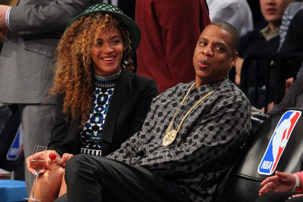 Beyonce and Jay Z: Couple renting British billionaire's $45m mansion in Los Angeles