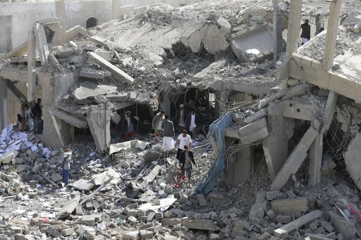 Amran, Yemen