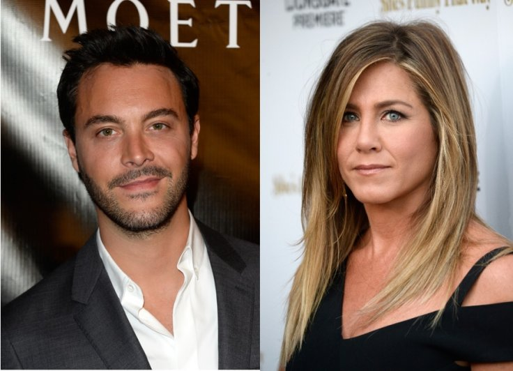 Jack Huston and Jennifer Aniston