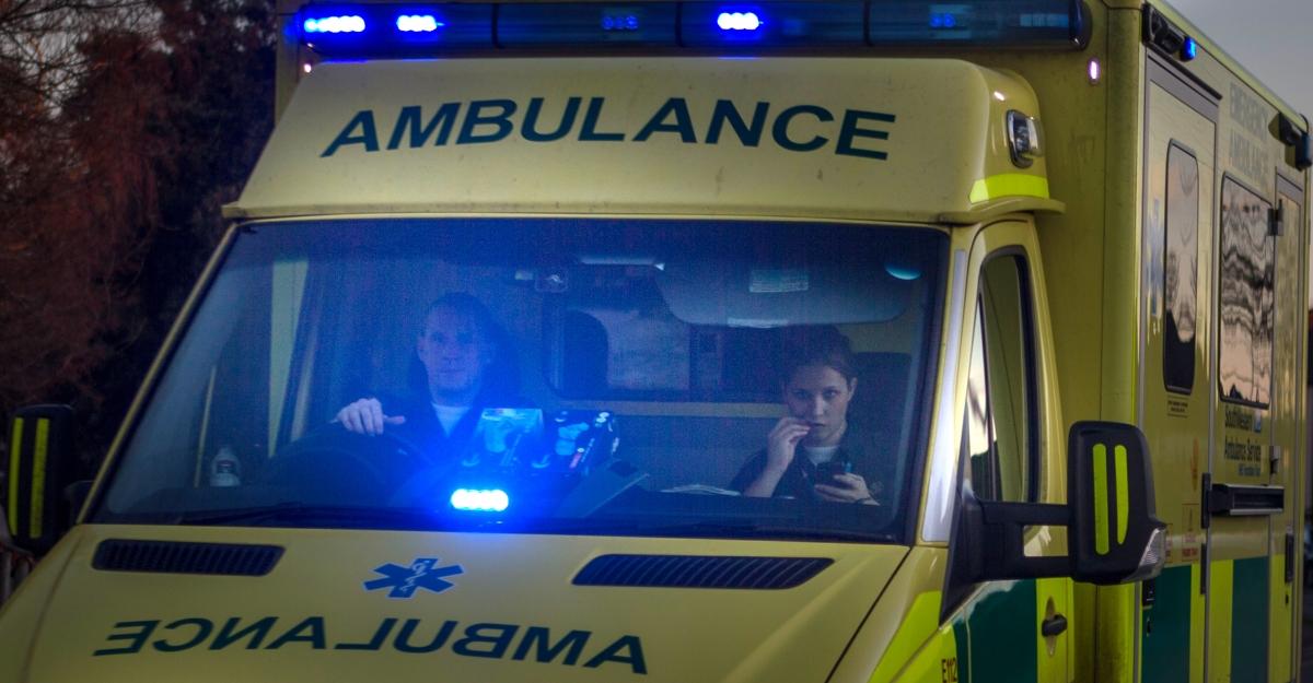 Ambulance in the UK