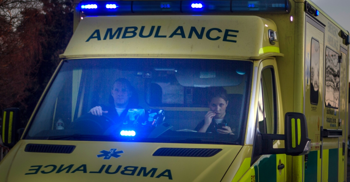 Ambulance in the UK