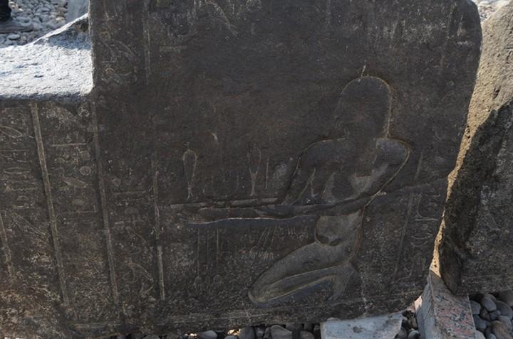 Nectanebo I shrine