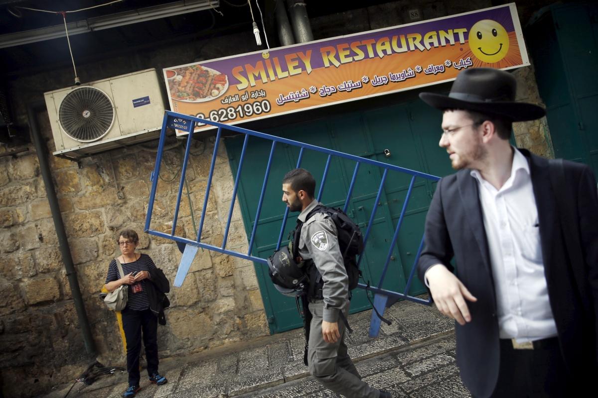 Jerusalem stab attack