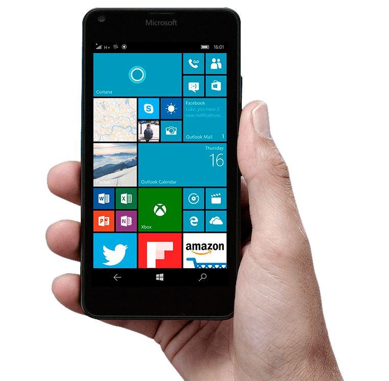Windows 10 Mobile Rollout