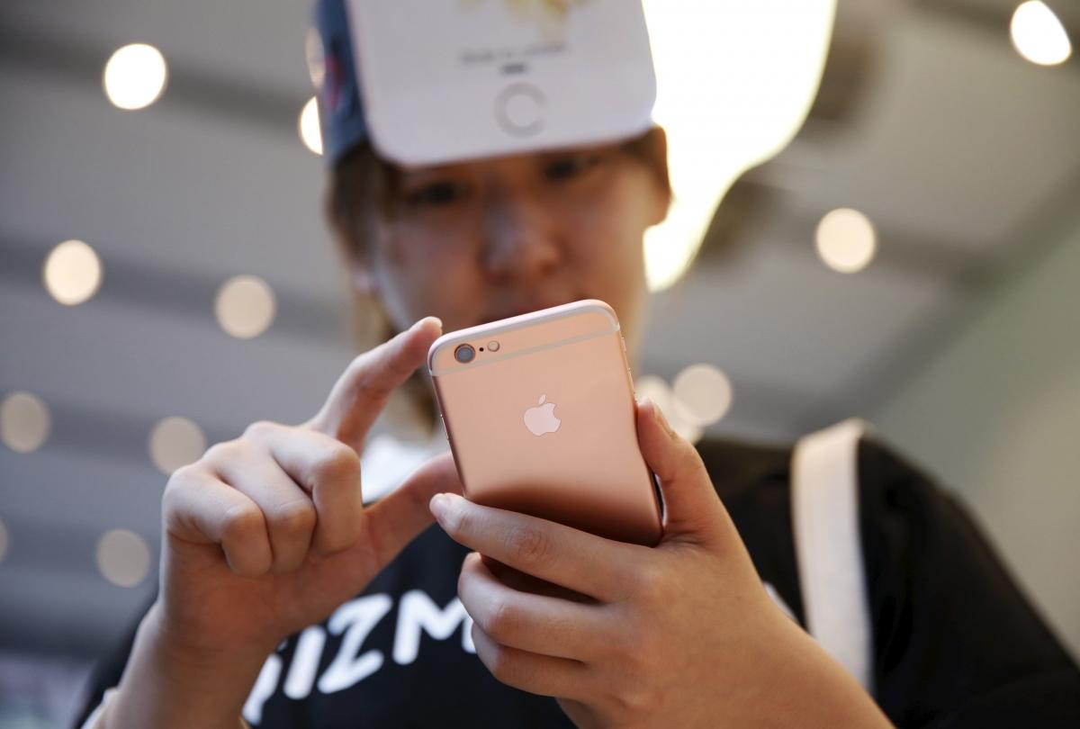 Apple 3D Touch