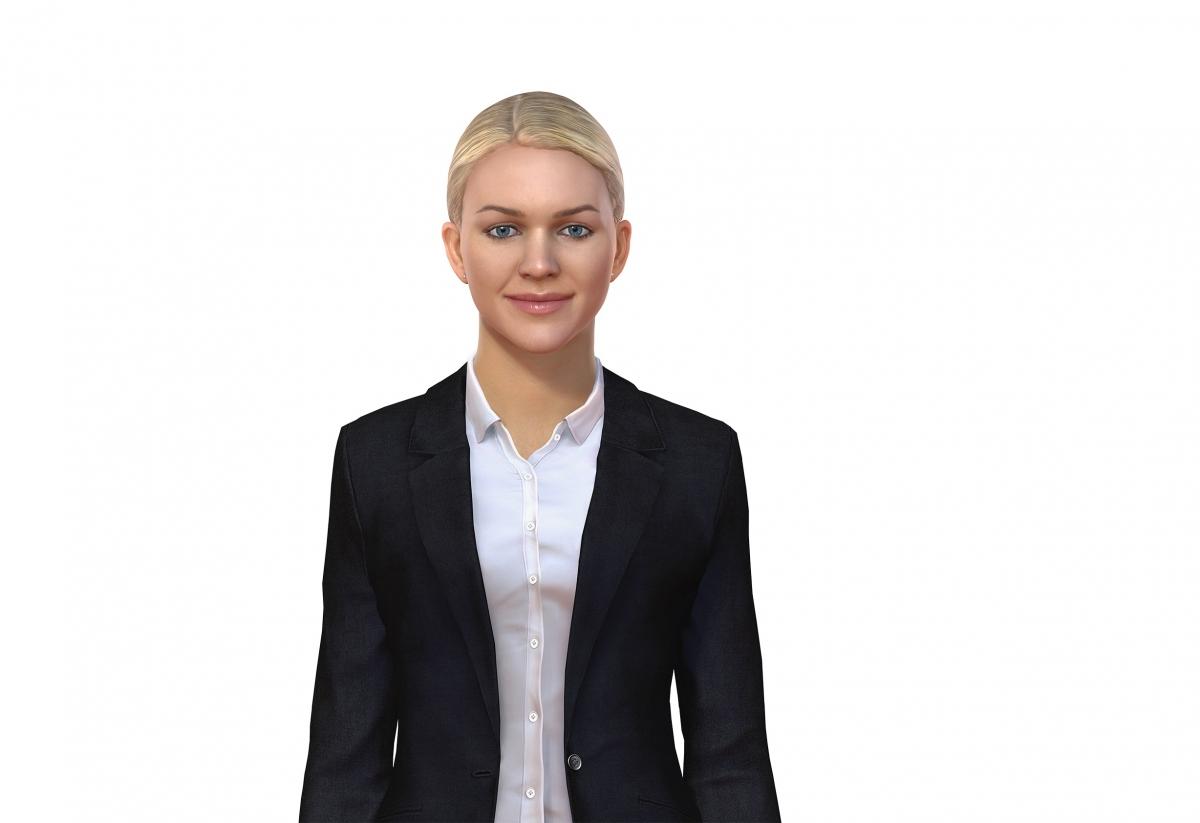 AI Amelia artificial intelligence turing