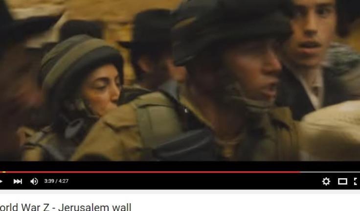 World War Z Jerusalem scene