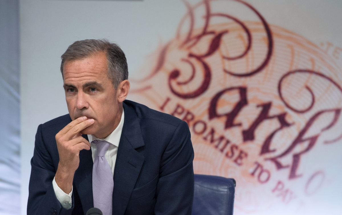 Bank of England interest rates vote