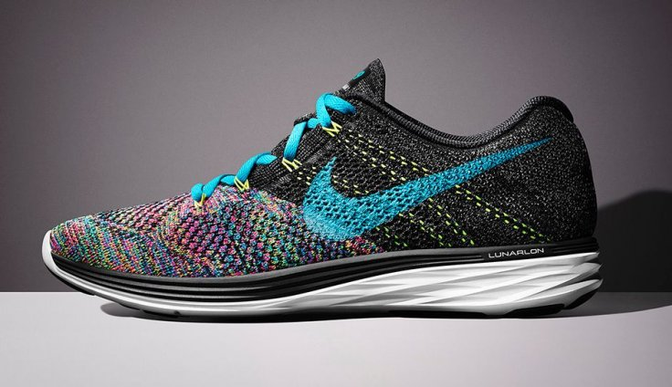 new style b91c0 7e9d7 The Nike Flyknit Lunar 3 shoes