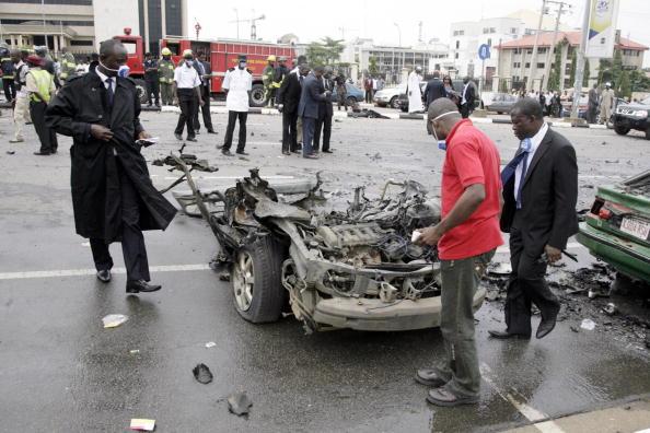 Abuja 2010 attacks