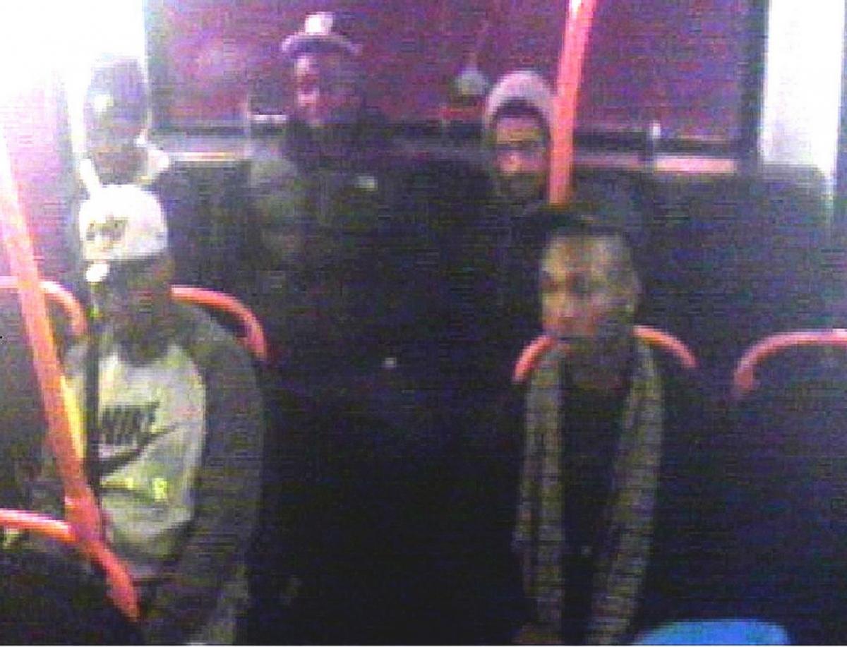 Birmingham Bus Attack