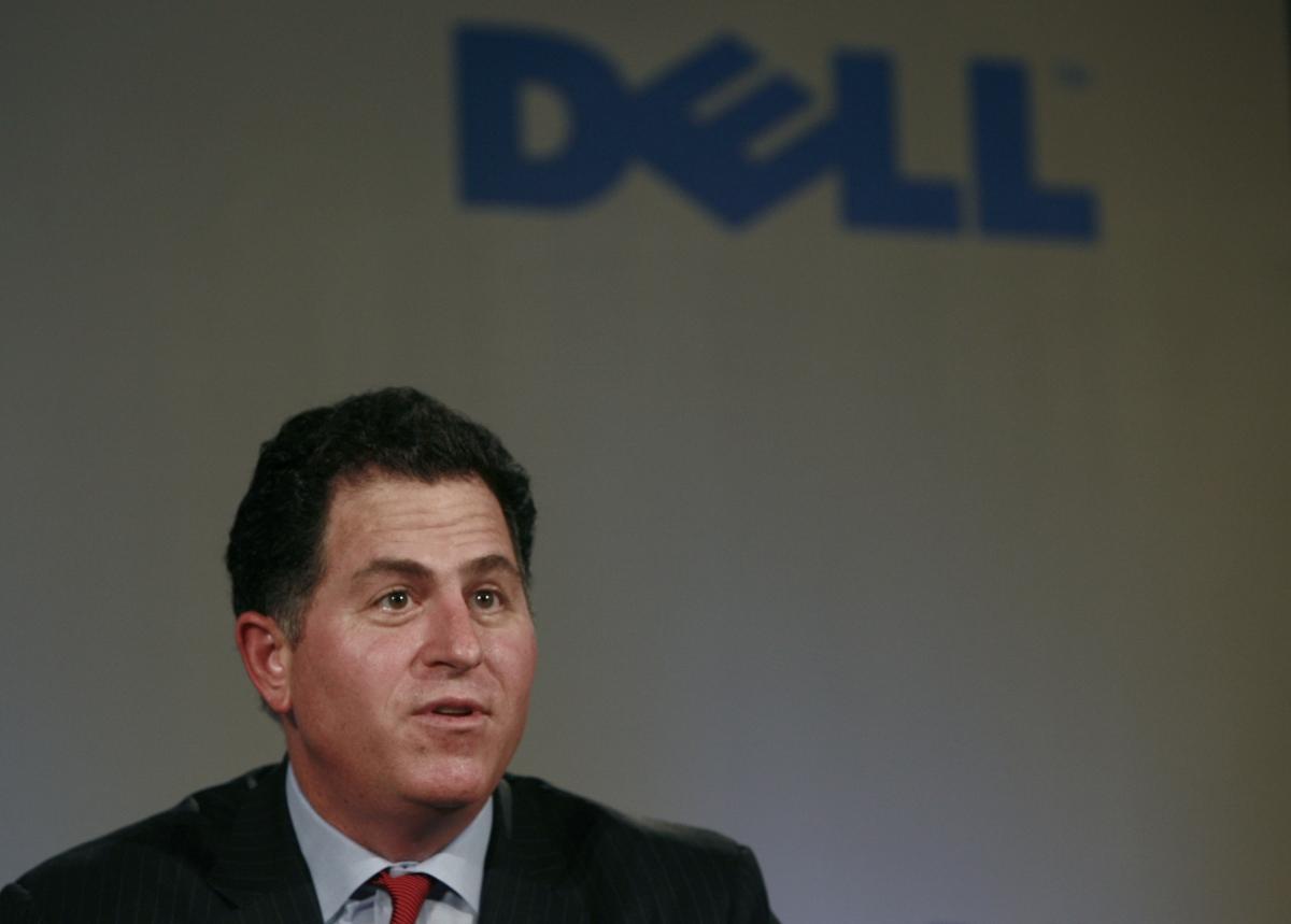 Dell in talks to acquire EMC