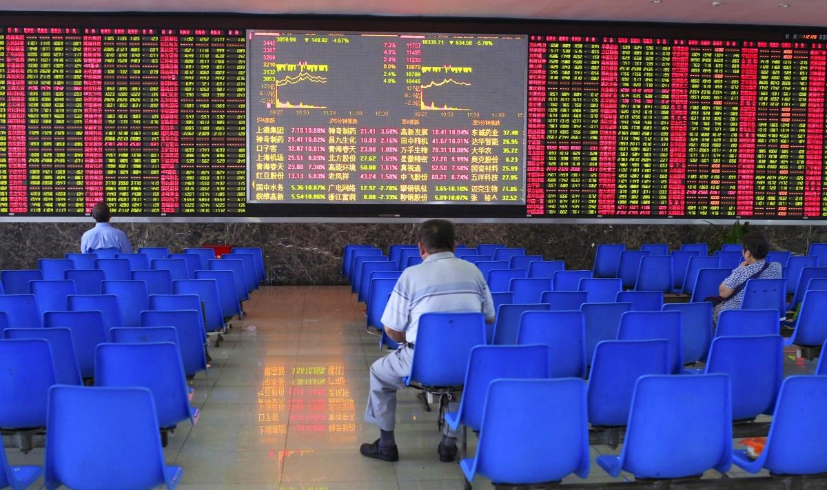 Brokerage, Shanghai