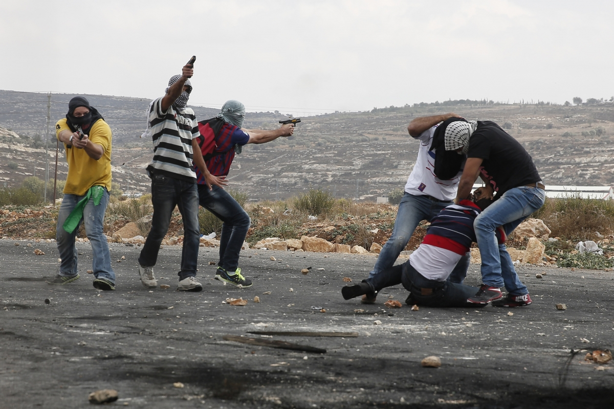 Israeli undercover police infiltrates palestinian protest
