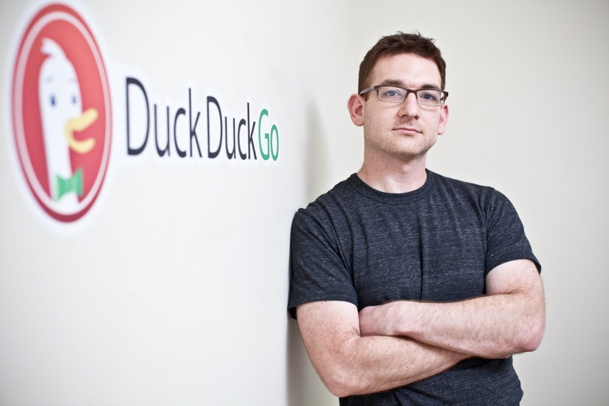 DuckDuckGo CEO: 'It's a myth you need to track people to ...