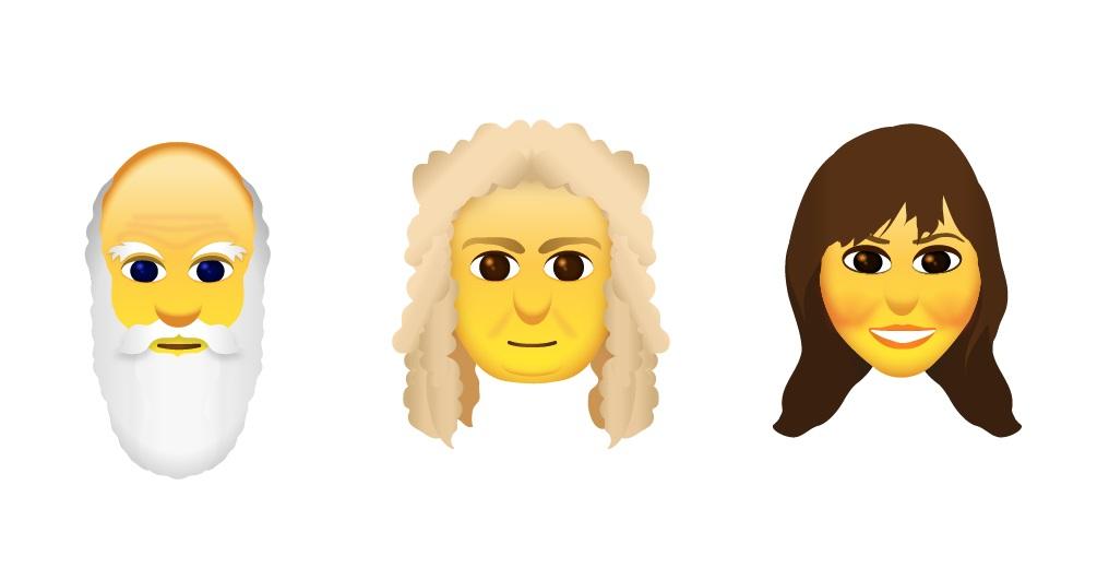 emoji darwin newton vorderman stemoji