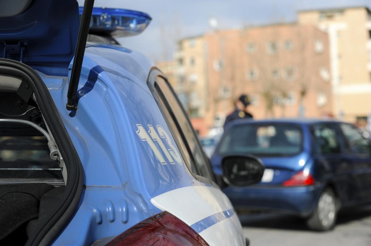 Italian police orgy